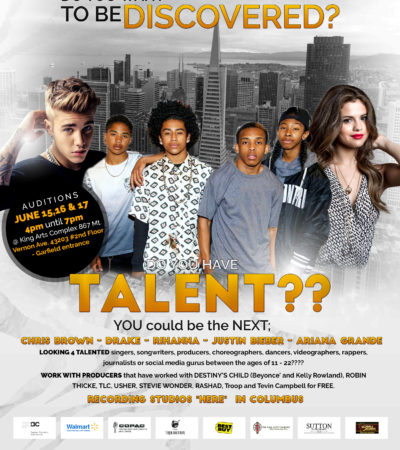 Auditions Columbus